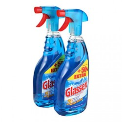 Glasreiniger Glassex 750ml