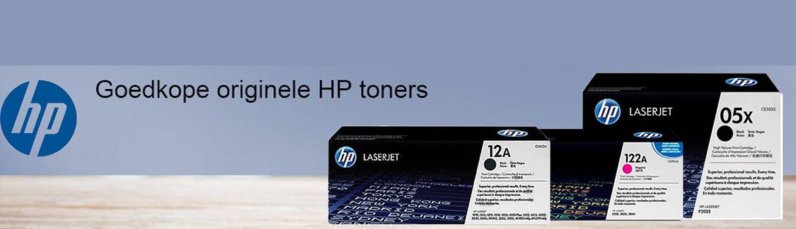 Goedkope HP toners
