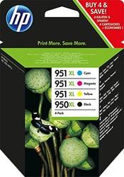 C2P43AE#301 HP PRO8100 INK(4) No.950XL blk+ No.951XL cmy