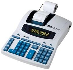 Ibico 1231X rekenmachine met rol