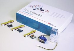 Texas TI-Innovator I/O Module Pack