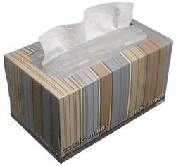 Kleenex dispenserdoos gevouwen handdoeken