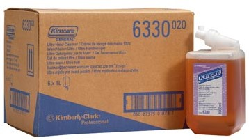 Kimberly Clark Zeep KLEENEX® Ultra zeep, parfum amber