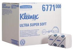 Kleenex Handdoeken Ultra Super Soft