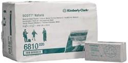Kimberly Clark handdoeken Natura C-vouw, 140 handdoeken, ft 25 x 33 cm