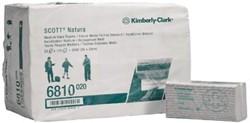 Kimberly Clark handdoeken Natura Z-vouw, 180 handdoeken, ft 25 x 23 cm