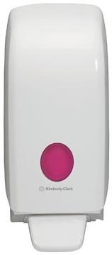 Kimberly Clark zeepdispenser Aquarius, wit