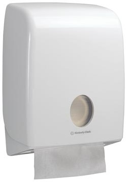 Kimberly Clark Handdoekdispenser Aquarius