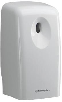 Kimberly Clark Aquarius luchtverfrisser wit