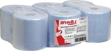 Wypall reinigingsdoeken L10, 800 vellen per rol, pak van 6 rollen