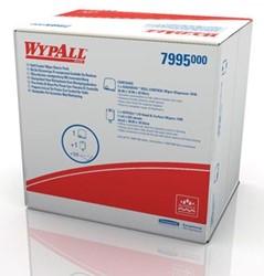 Wypall startpakket Roll Control Wiper, bevat dispenser en 1 rol poetsdoeken L10