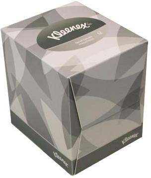 Kleenex Zakdoeken 90 zakdoeken, ft 21,1 x 20,1 cm