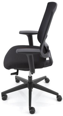 Goede Bureaustoel Voor Rug.Goede Bureaustoel Met Network Rugleuning Proline Koln