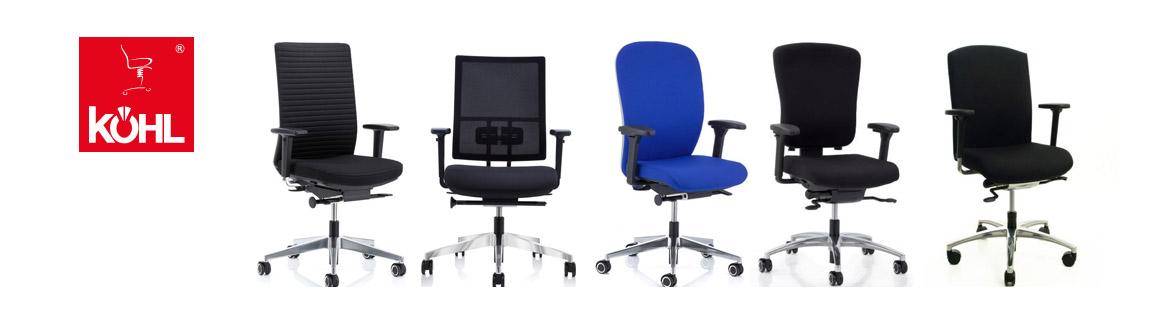 Kohl bureaustoelen