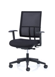 Köhl Anteo Network ergonomische bureaustoel auto synchroonmechaniek