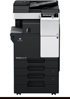 Konica Minolta Bizhub C227 3 laden en interne finisher