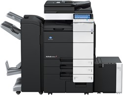 Konica Minolta Bizhub C554e multifunctional refurbished