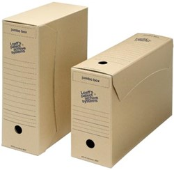 Loeff's gemeentearchiefdoos Jumbo box pak van 25 stuks