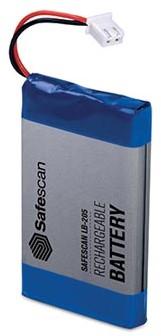 Safescan oplaadbare batterij LB-205, voor valsgelddetector 6185
