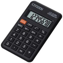 Citizen zakrekenmachine LC-310N zwart