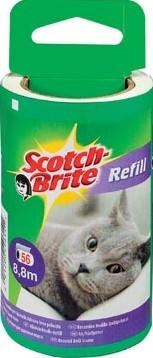 Scotch Brite pluizenkleefroller navulling