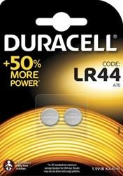 Duracell knoopcel batterij Alkaline V13GA/ LR44 1,5V