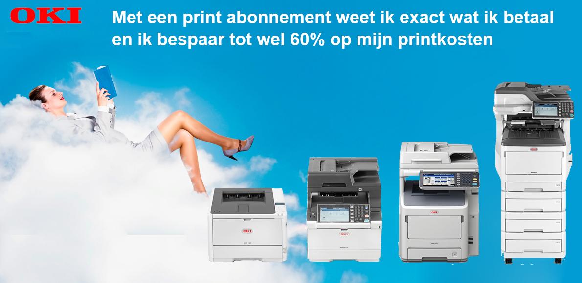 Goedkoper printen nooit meer toners kopen.