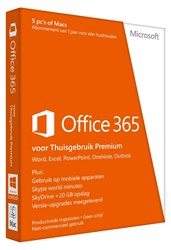 Microsoft Office 365 Home Nederlands