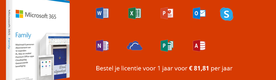 Microsoft Office Family