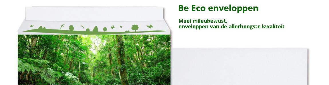 Milieuvriendelijke enveloppen