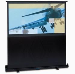 Mobiel projectiescherm Projecta LiteScreen 98 x 168cm mat wit