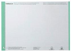 Elba etiketten voor hangmappen voor laden groen
