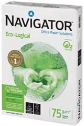 Navigator printpapier Eco-Logical ft 21 x 29,7 cm (A4)