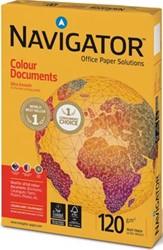 Presentatiepapier A4 pak van 250 blad Navigator Colour