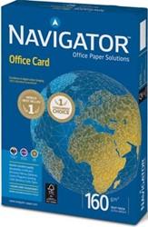 Navigator Office Card presentatiepapier A4 pak van 250 blad