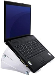 Newstar laptopstandaard acryl Notebook 300