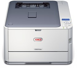 OKI C531dn A4 LED kleuren printer 36ppm