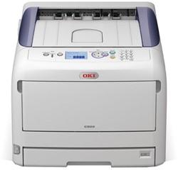 A3 kleuren laser printer OKI C822N met LED technologie
