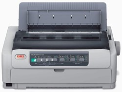 OKI Matrix printer ML5790eco 24 naalds