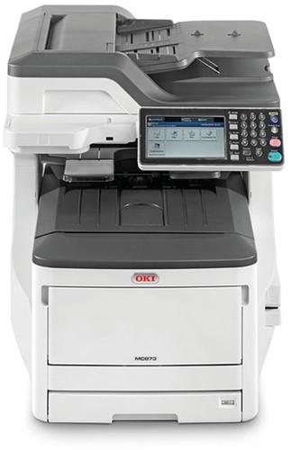 OKI MC873dn A3 all in one printer