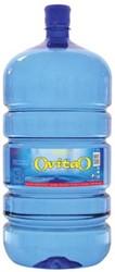 Waterfles voor waterkoeler Ovitao 19 liter bronwater