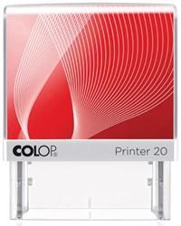 Colop tekststempelsysteem  Printer 20