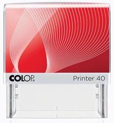Colop tekststempelsysteem  Printer 40