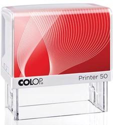 Colop tekststempelsysteem  Printer 50