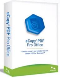 eCopy PDF Pro Office PDF programma incl. 1 jaar update & service