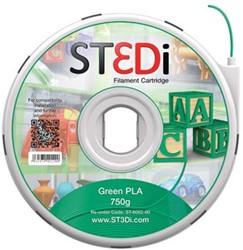 ST3Di Cartridge PLA 750G groen voor St3di Printer