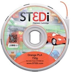 ST3Di Cartridge PLA 750G oranje voor St3di Printer