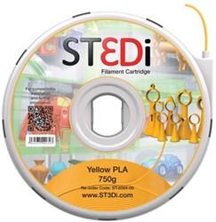 ST3Di Cartridge PLA 750G geel voor St3di Printer