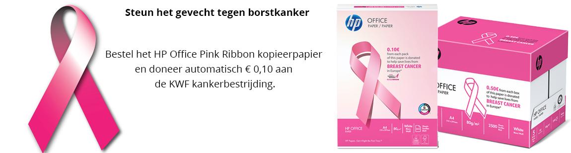 Pink Ribbon papier