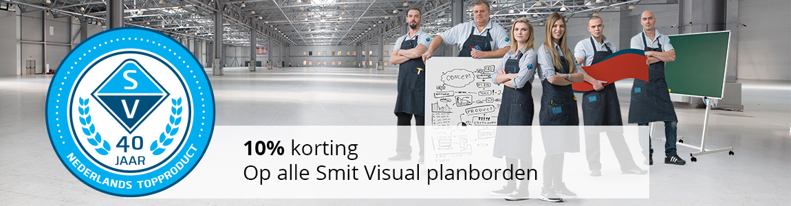 Planbord Smit Visual